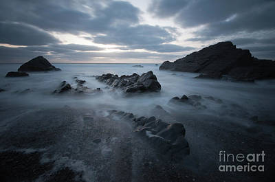 Photograph - Sandymouth Beach 2.0 by Yhun Suarez