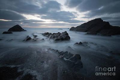 Photograph - Sandymouth Beach 2.0 by Yhun Suarez