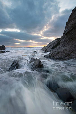 Photograph - Sandymouth Beach 3.0 by Yhun Suarez