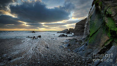 Photograph - Sandymouth Beach 5.0 by Yhun Suarez