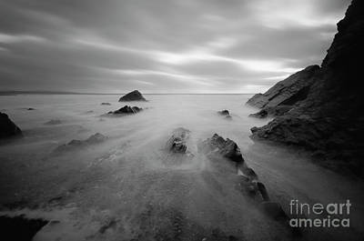 Photograph - Sandymouth Beach 7.0 by Yhun Suarez
