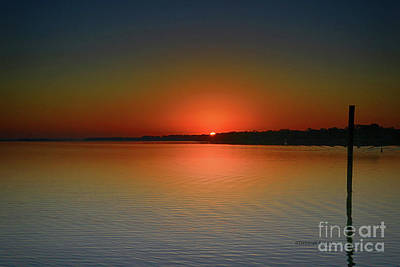 Photograph - Sanford Morning Sunrise by Deborah Benoit