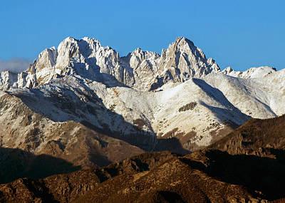 Photograph - Sangre De Cristo Range by Nicholas Blackwell