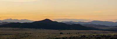 Photograph - Sangre De Cristo Sunset 2 by Aaron Spong