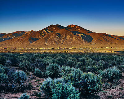 Photograph - Sangre De Cristo Xxx by Charles Muhle