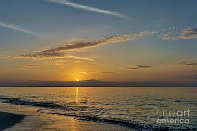 Photograph - Sanibel Sunset by Scott Wood