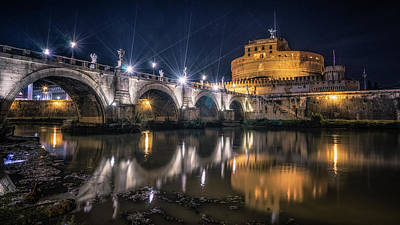 Photograph - Sant Angelo by James Billings