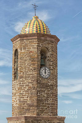 Photograph - Sant Antonio Cathedral In Castelsardo by Patricia Hofmeester