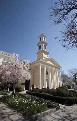 Photograph - Sant John Church by Mary Haber