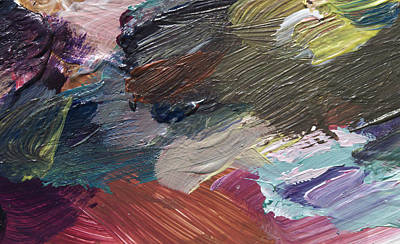 Painting - Santa Ana Winds by David Lloyd Glover