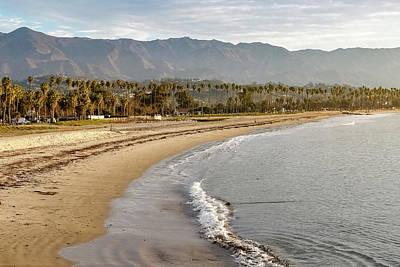 Photograph - Santa Barbara Coast by Kathleen McGinley