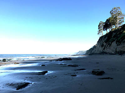 Photograph - Santa Barbara Coastline by JoDee Luna