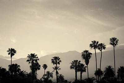 Photograph - Santa Barbara I Toned by David Gordon