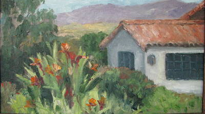 Santa Barbara Views Art Print