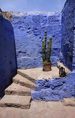 Photograph - Santa Catalina Monastery by Aidan Moran