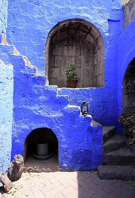 Santa Catalina Monastery, Arequipa, Peru Art Print by Aidan Moran
