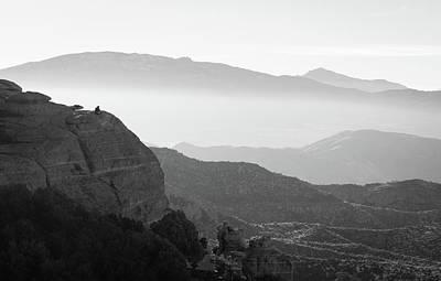 Photograph - Santa Catalinas by Scott Rackers