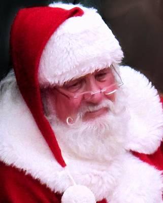 New Years - Santa Clause  by Ian  MacDonald