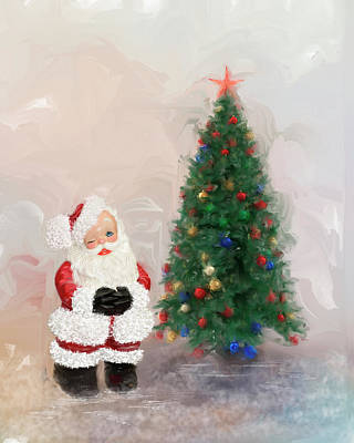 Photograph - Santa Clause by Mary Timman