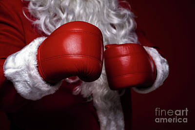 Photograph - Santa Claws  by Doc Braham