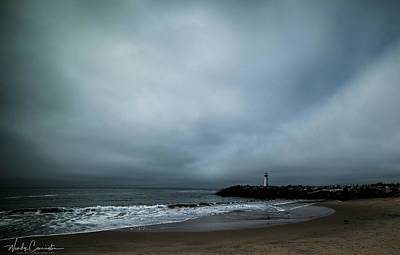 Photograph - Santa Cruz Lighthouse 2 by Wendy Carrington