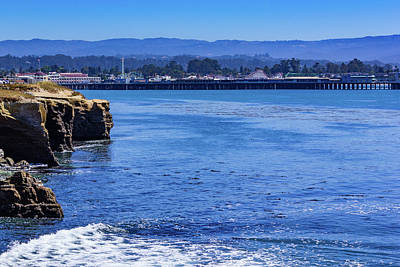 Photograph - Santa Cruz by Randy Bayne