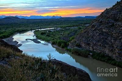 Photograph - Santa Elena Sunrise by Adam Jewell