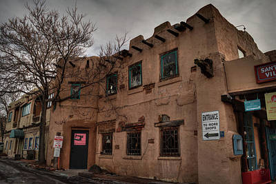 Photograph - Santa Fe 001 by Lance Vaughn