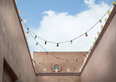Photograph - Santa Fe Christmas by Amanda Rimmer
