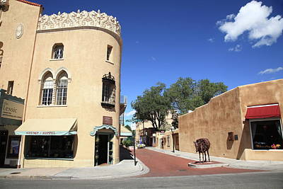 Photograph - Santa Fe New Mexico by Frank Romeo