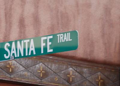 Photograph - Santa Fe Trail by Rob Hans