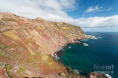 Maia Photograph - Santa Maria - Azores by Gaspar Avila