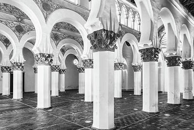 Photograph - Santa Maria Blanca by David Cote