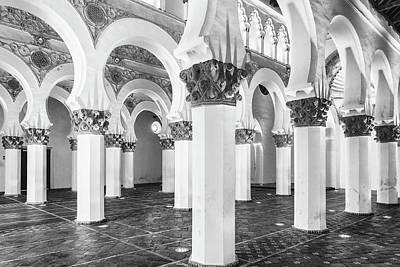 Photograph - Santa Maria Blanca by David Cote