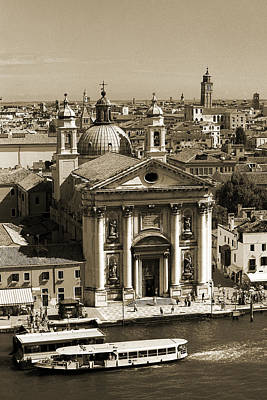 Santa Maria Del Rosario Original by Terence Davis