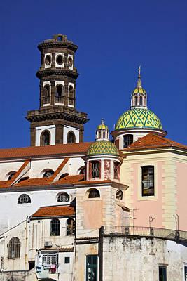 Maddalena Photograph - Santa Maria Maddalena by Eggers Photography