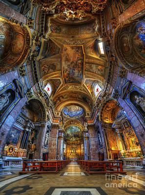 Photograph - Santa Maria Maddalena by Yhun Suarez