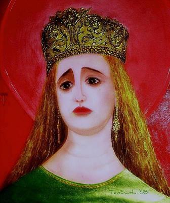 Painting - Santa Marta 1 by Teodoro De La Santa