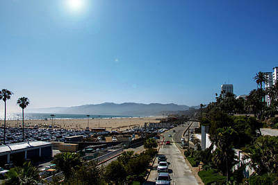 Photograph - Santa Monica Drive by Jean Haynes