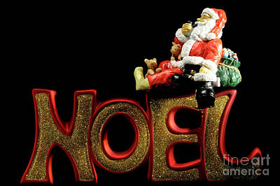 Photograph - Santa Noel by Doug Wilton