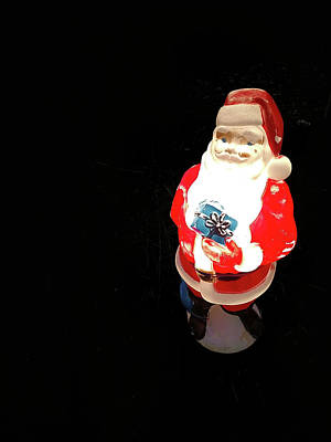 Photograph - Santa Of Old by JAMART Photography
