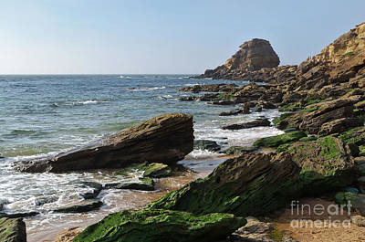 Photograph - Santa Rita Beach In Torres Vedras by Angelo DeVal