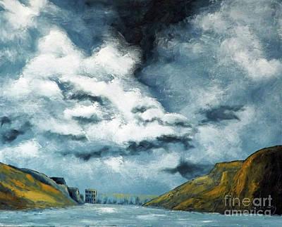Santa Rosa Lake 3 Art Print