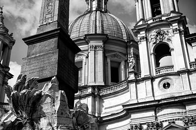 Photograph - Sant'agnese In Agone by John Rizzuto