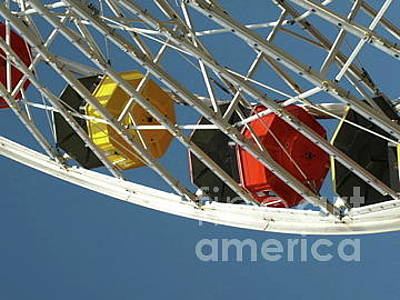 Photograph - Santamonicafun by Mary Kobet