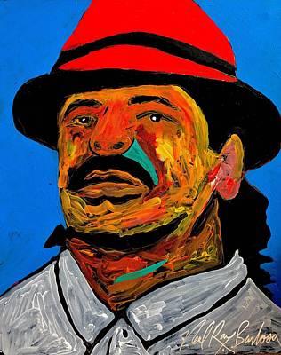 Painting - Santana by Neal Barbosa