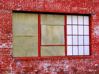 Still Life Photograph - Santa's Old Work Shop by Ed Smith