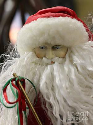 Santas Vision Art Print