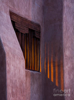Photograph - Santa Fe Window by Patti Schulze