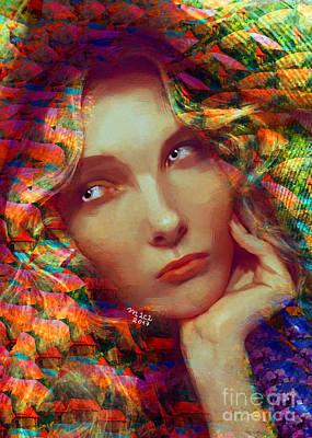 Painting - Santia 568 by Maciej Mackiewicz